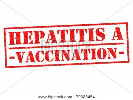 Hepatitis A Vaccination