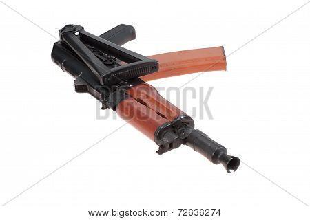 Short Kalashnikov Aks74U