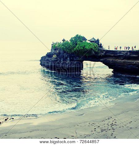 Tanah Lot, Bali. Indonesia.