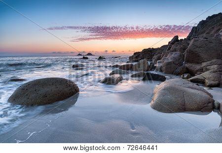 Porth Nanven Beach