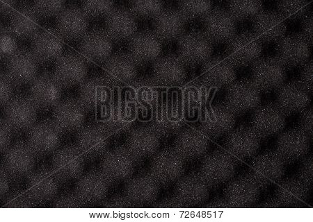 Foam  Acoustic Background