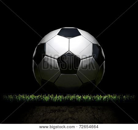 Soccer Ball 3D Set 1