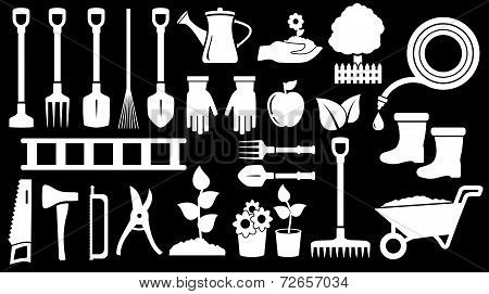 Tools For Gardening Work