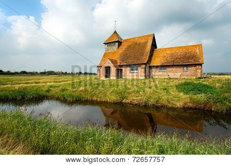 Romney Marsh In Kent