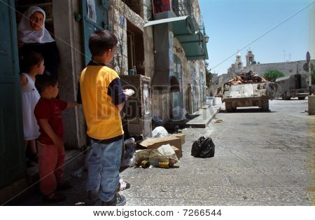Palestinians Under Occupation