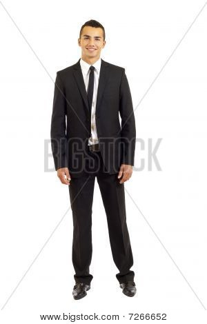 The Young Businessman