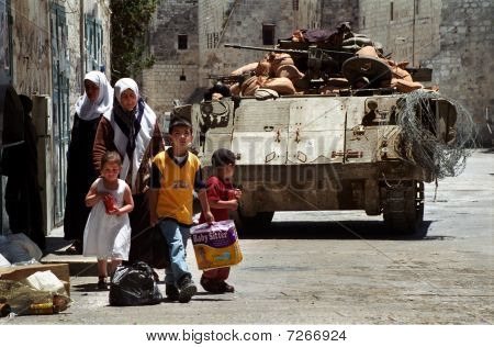 Palestinians Under Occupation