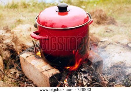 Camp Life - Pot On Binfire