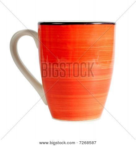 Cup Or Mug Isolated