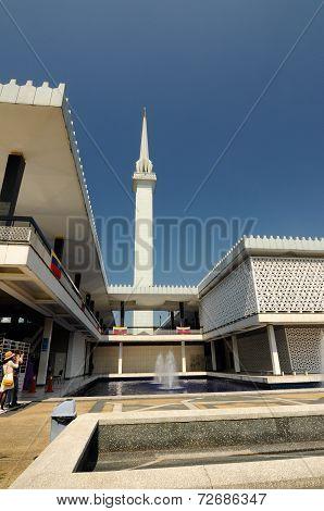 Malaysia National Mosque a.k.a. Masjid Negara