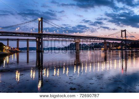 The Tamar Biridge