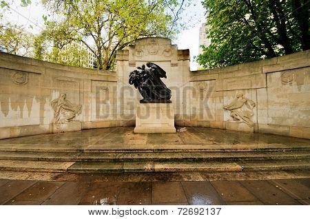 Anglo-belgian Memorial, London, Uk