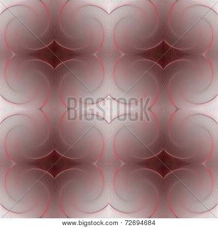 Design Seamless Colorful Whirlpool Movement Pattern