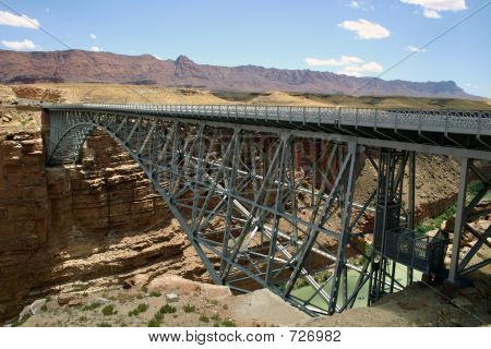 Navajo Bridge-National Landmark