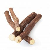 pic of licorice  - natural licorice sticks and licorice flavored candies