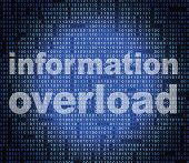 stock photo of byte  - Information Data Representing Bytes Knowledge And Facts - JPG