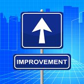 picture of evolve  - Improvement Sign Meaning Upgraded Growth And Evolve - JPG