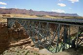 Navajo Bridge-National Landmark poster