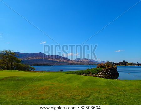 Golf Course In Killarney Ireland
