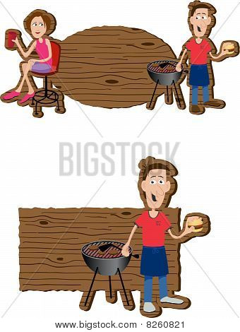 Bbq Signs