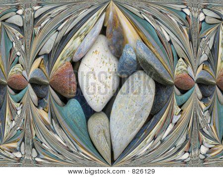 Pebbles Digital Image