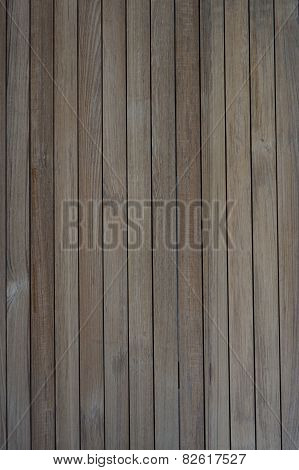 Line Up Teak Wood