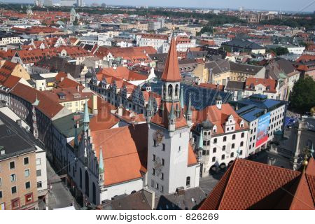 view of munich
