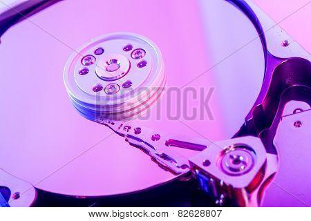 Hard disk drive plate