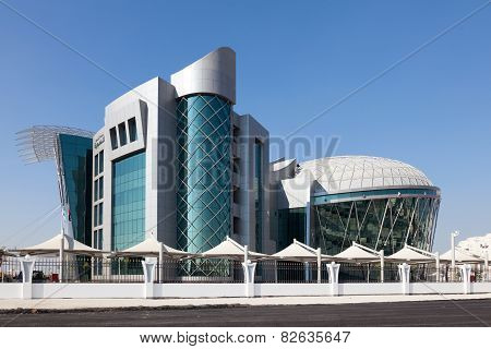 Emirates Identity Authority In Abu Dhabi