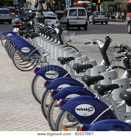 City Bicycles - Valencia