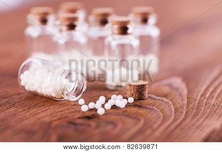 Homeopathic Pills