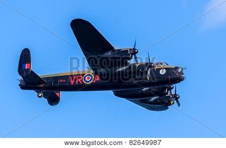 Lancaster Bomber CG-VRA
