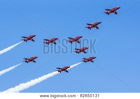 Red Arrows Air Display Team