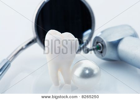 Healthy Teeth Concept