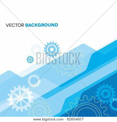 Abstract Technical Design with Cogs