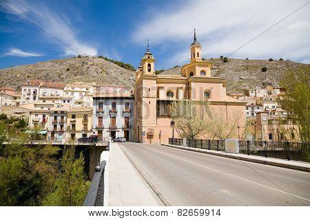 Virgen Of Light Church, Cuenca