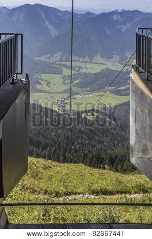 Wendelstein Cable Car