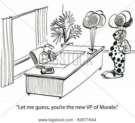 VP Morale