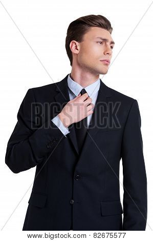Confident And Successful Businessman