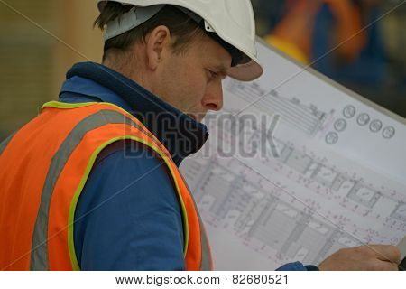 Checking The Plans