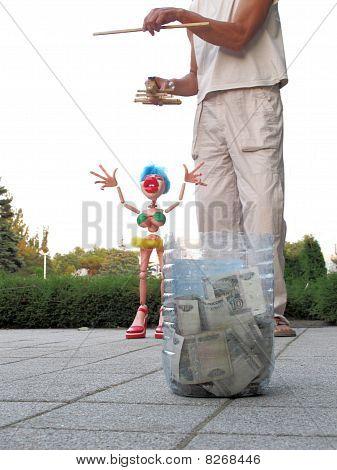 Street Puppeteer