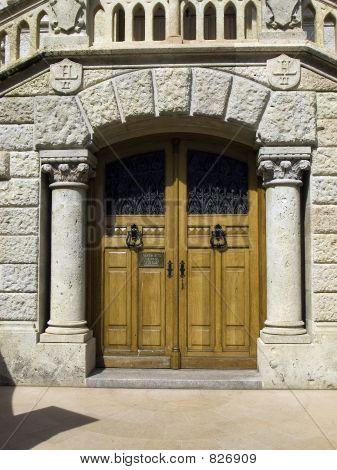 Gerechtigkeit Tür