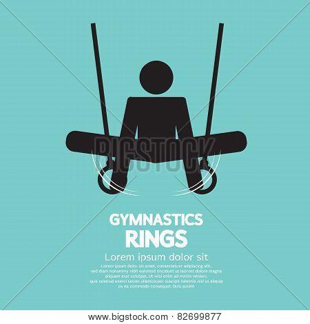 Rings Gymnastics.