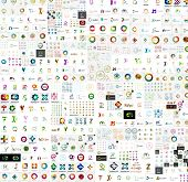pic of wavy  - Mega collection of abstract company logo design concepts - JPG