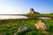 image of galway  - Dunguaire castle in Co - JPG