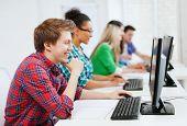 pic of informatics  - education concept  - JPG