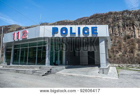 Police Station In Georgia