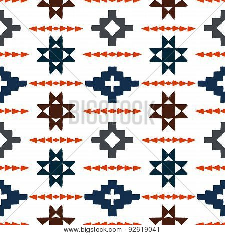 Navajo tribal ornament.