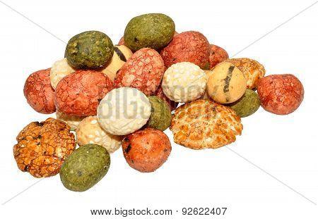 Peanut Crackers