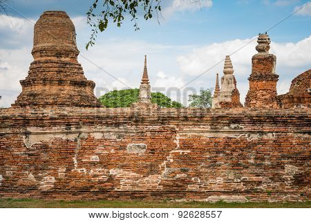 Old Temple Architecture